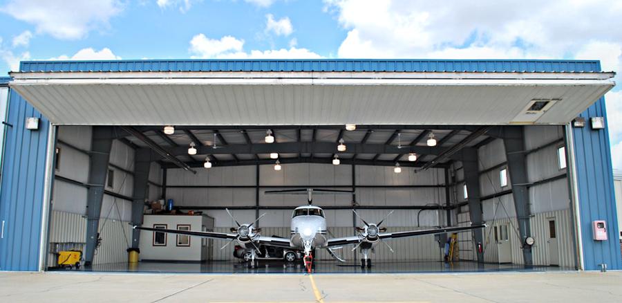 HangarHeader