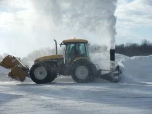 Snowblowing 9