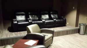 """Comfortable Pilot Lounge with 70"""" TV, surround sound, NetFlix, DVD Player and more..."""